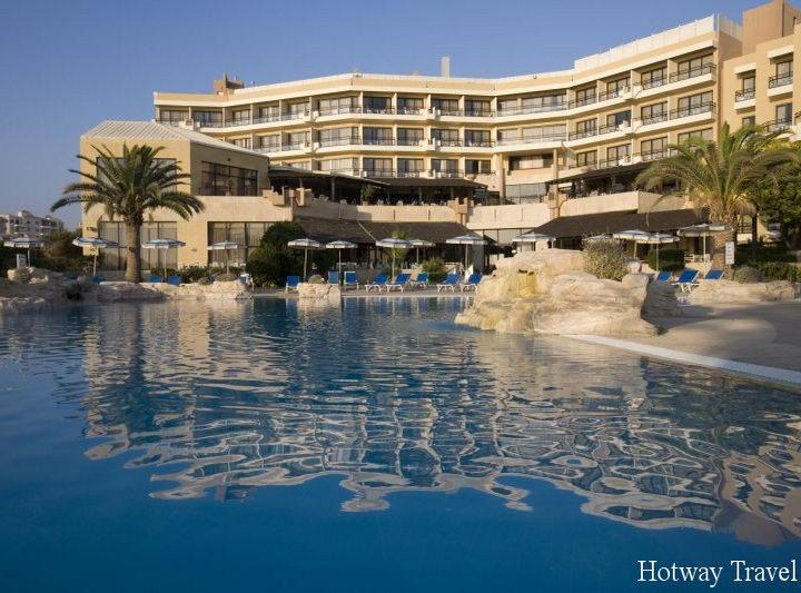 Отдх на Кипре в августе отель1