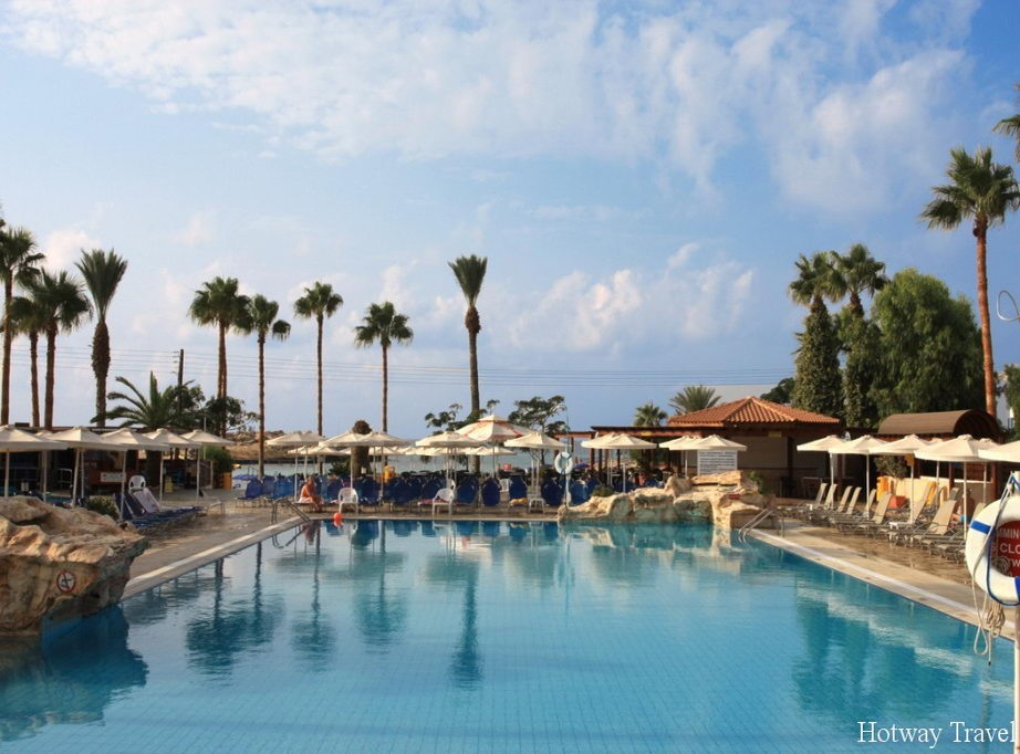 Отдх на Кипре в августе отель2