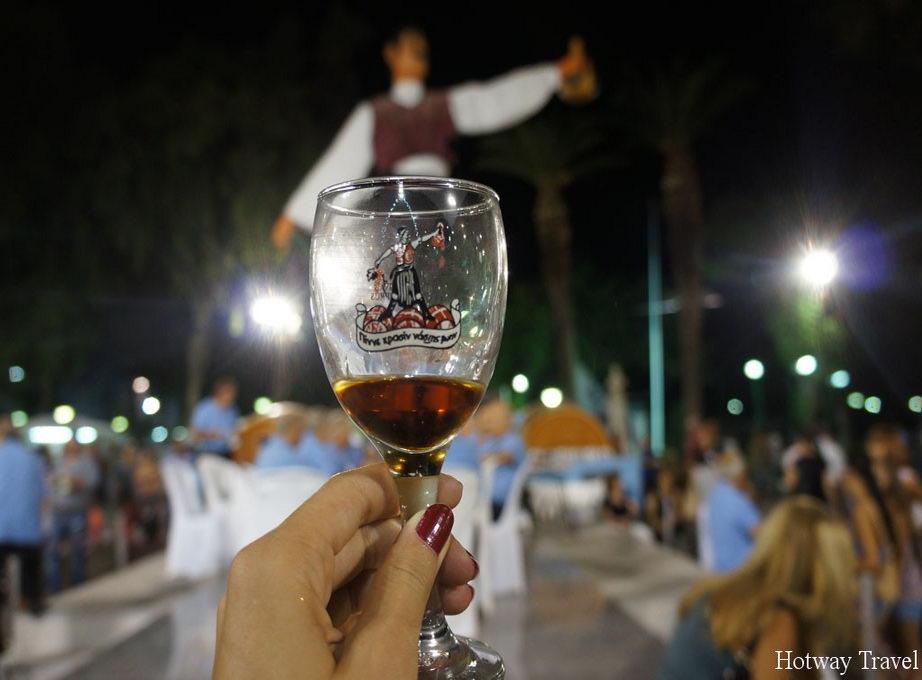 Отдх на Кипре в августе вино
