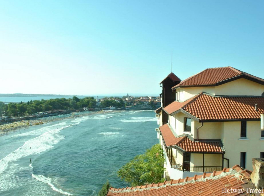 Отдх в Болгарии в августе море1