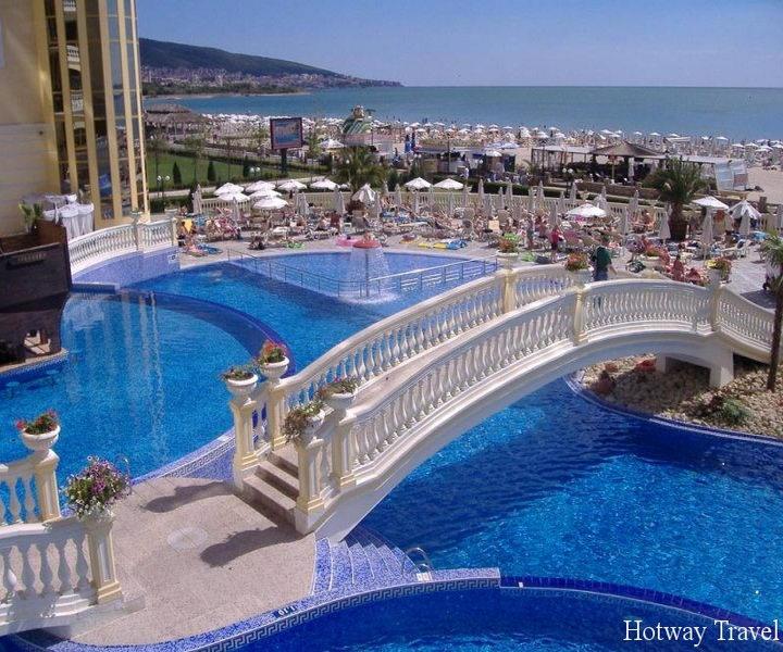 Отдх в Болгарии в августе отель