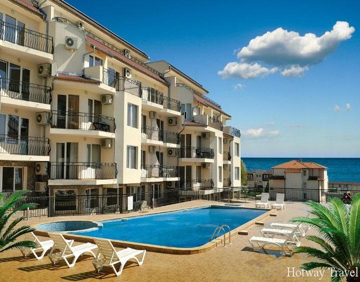 Отдх в Болгарии в августе отель2