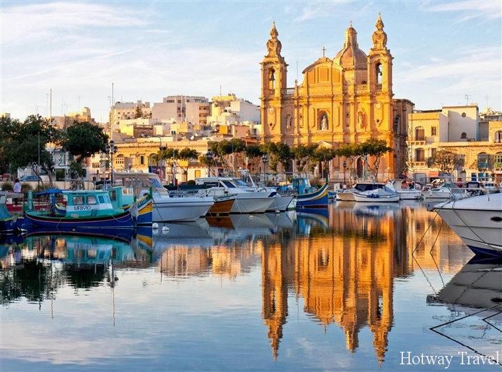 Отдых на Мальте в авгусет Валетта