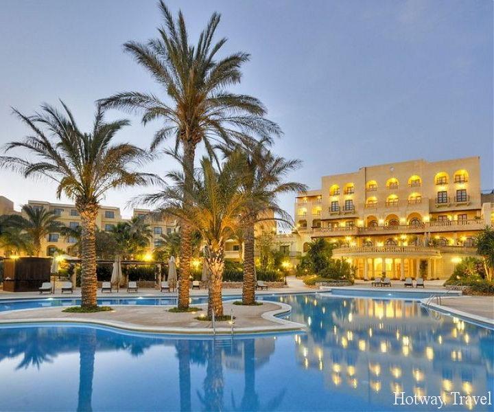 Отдых на Мальте в авгусет отель