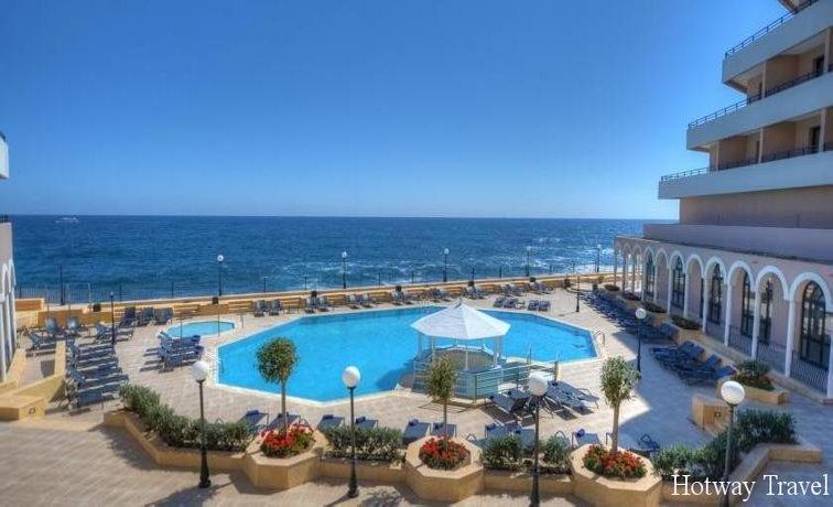 Отдых на Мальте в авгусет отель3