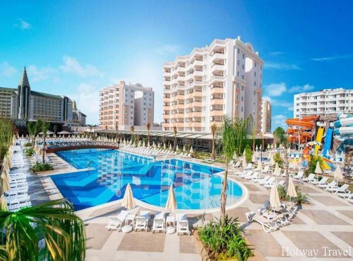 Отдых в Анталии в августе отель
