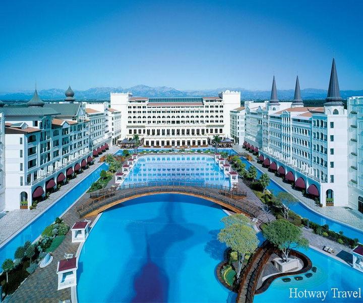 Отдых в Анталии в августе отель2