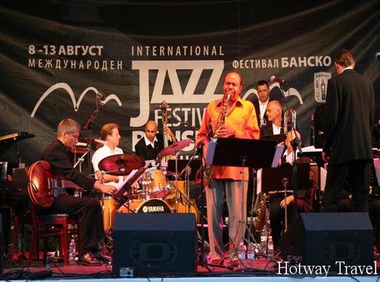 Отдых в Болгарии в августе джаз