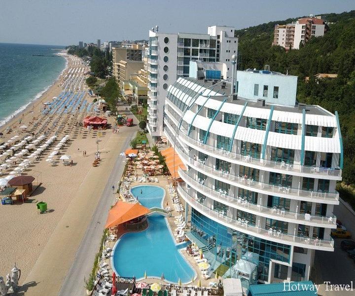 Отдых в Болгарии в августе пляж