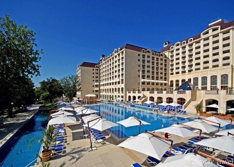 Отдых в Болгарии в сентябре отель