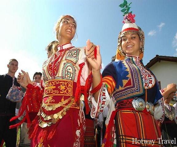 Отдых в Болгарии в сентябре прпздник1