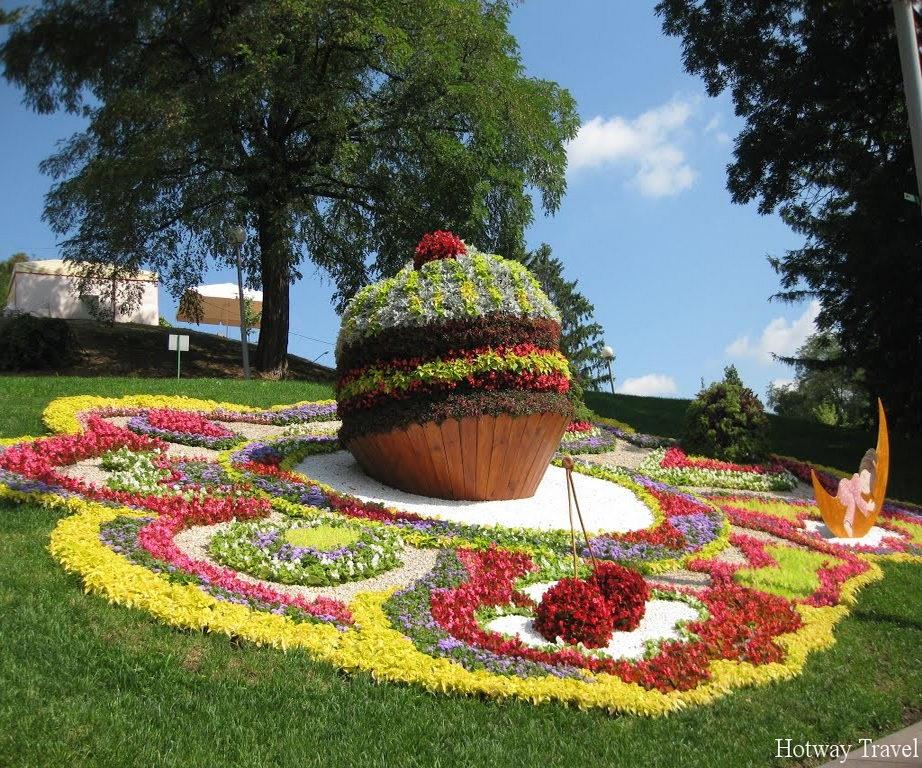 Отдых в Болгарии в сентябре цветы