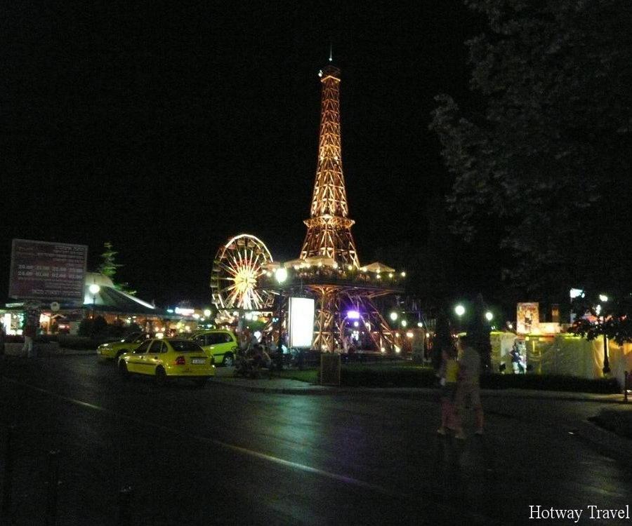 Отдых в Болгарии в сентябре вечер