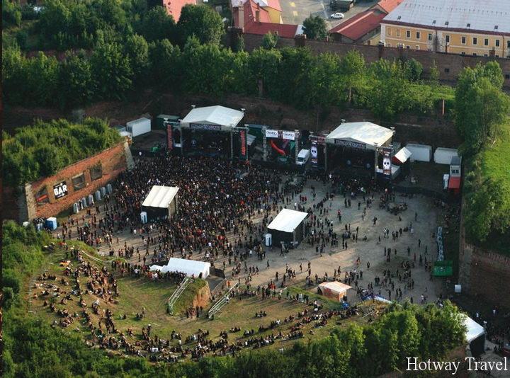 Отдых в Чехии в августе рок