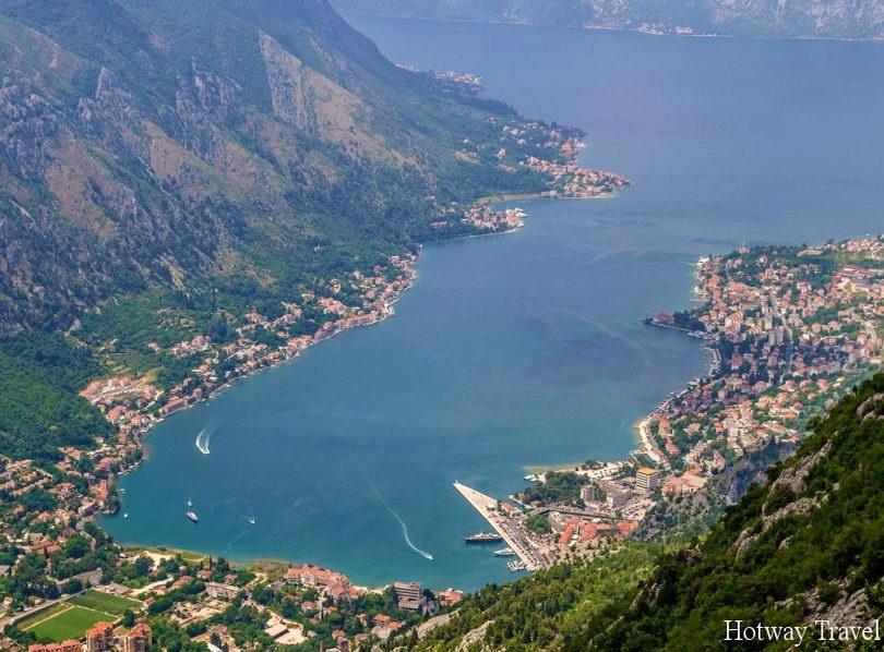 Отдых в Черногории а вагусте бухта