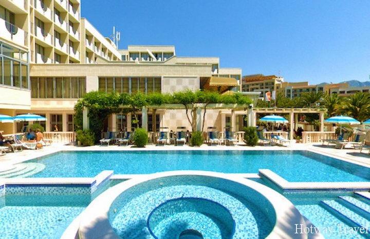 Отдых в Черногории а вагусте отель1