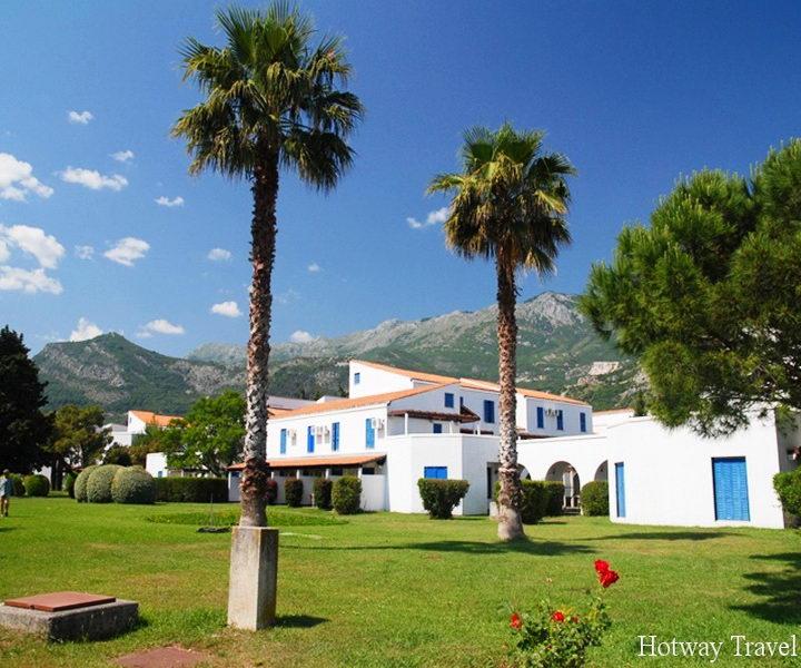 Отдых в Черногории а вагусте отель3