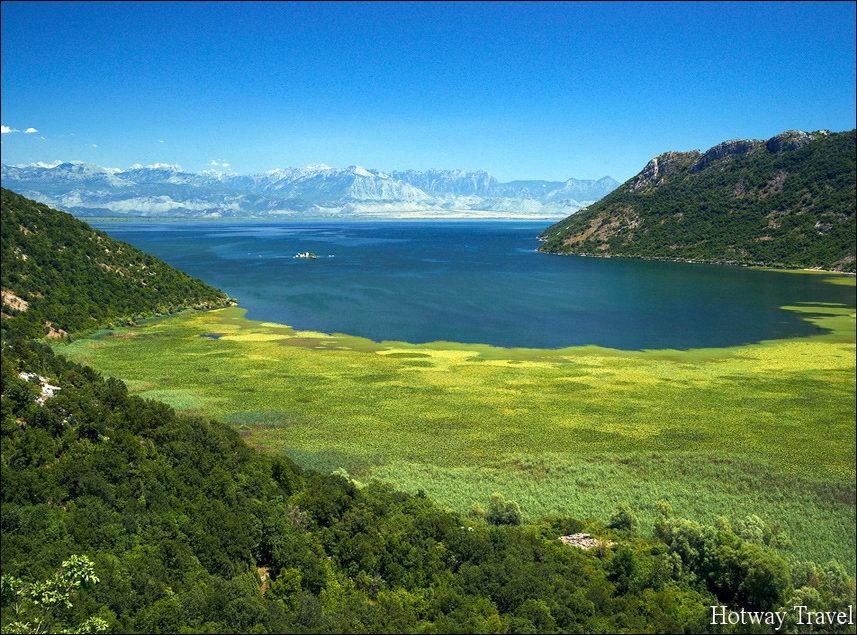Отдых в Черногории в августе озеро