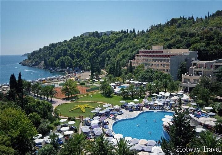 Отдых в Черногории в сентябре отель1