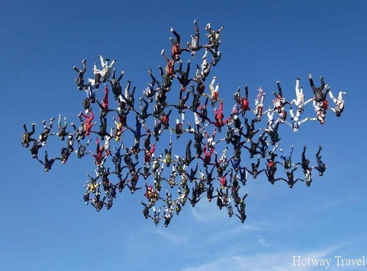 Отдых в Черногории в сентябре парашют