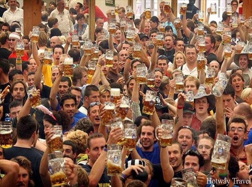 Отдых в Черногории в сентябре пиво