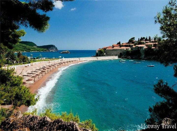 Отдых в Черногории в сентябре пляж