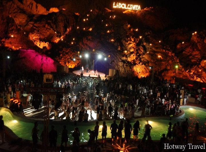 Отдых в Египте в августе ночь
