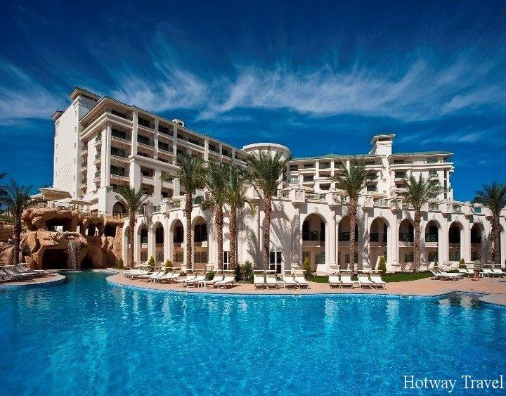 Отдых в Египте в августе отель1