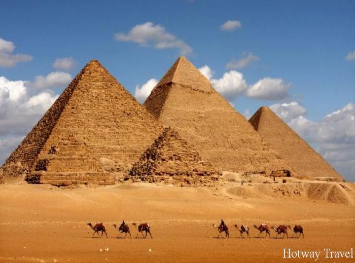 Отдых в Египте в августе пирамида