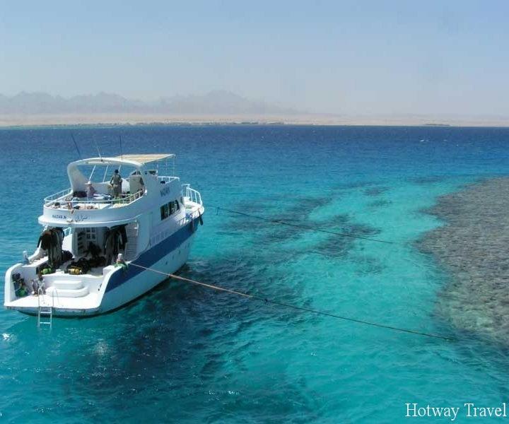 Отдых в Египте в августе яхта