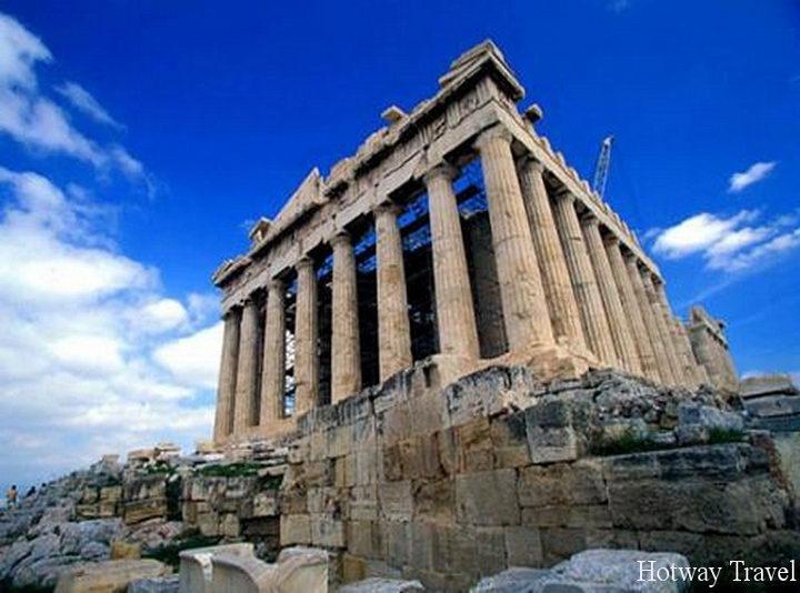 Отдых в Греции в августе достоприм