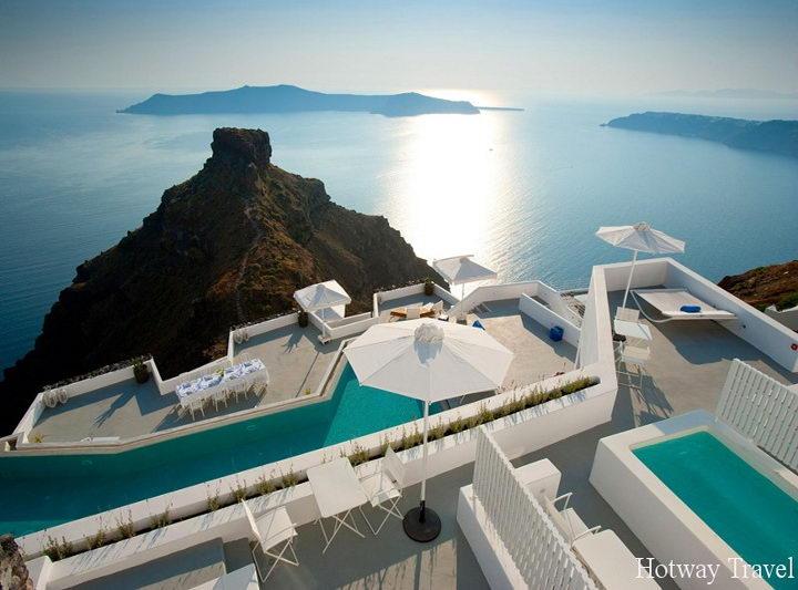 Отдых в Греции в августе гора