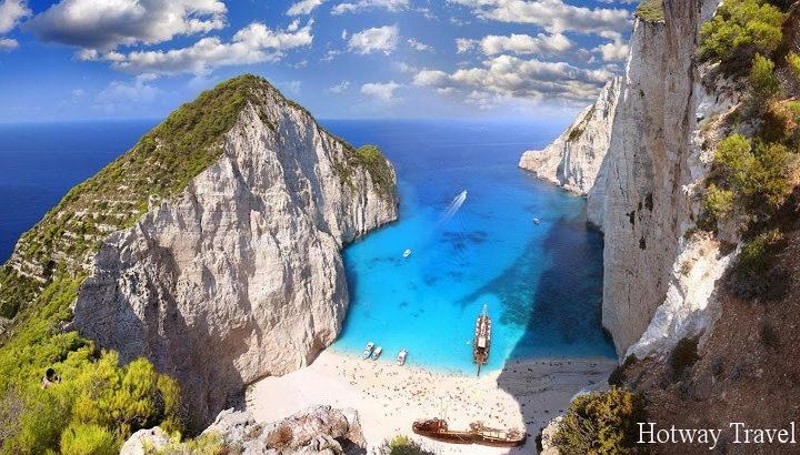 Отдых в Греции в августе горы