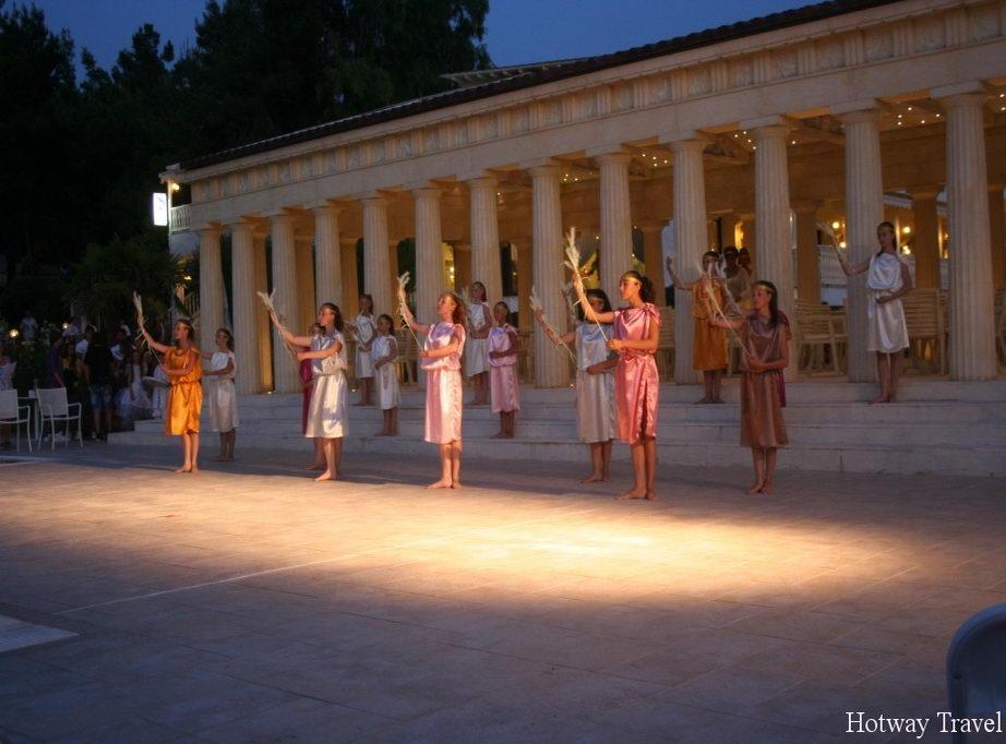 Отдых в Греции в августе праздник