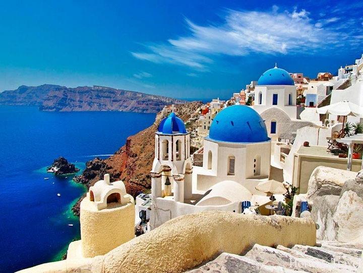 Отдых в Греции в сентябре город1