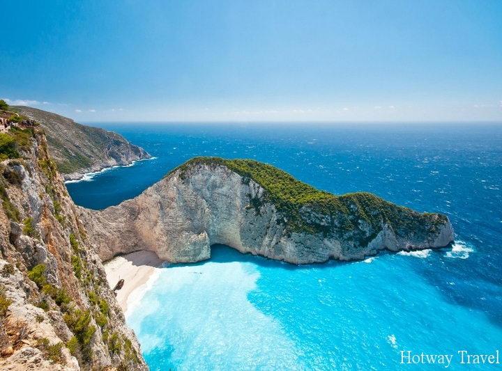 Отдых в Греции в сентябре море