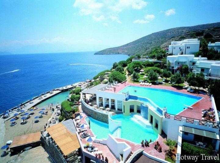 Отдых в Греции в сентябре отель