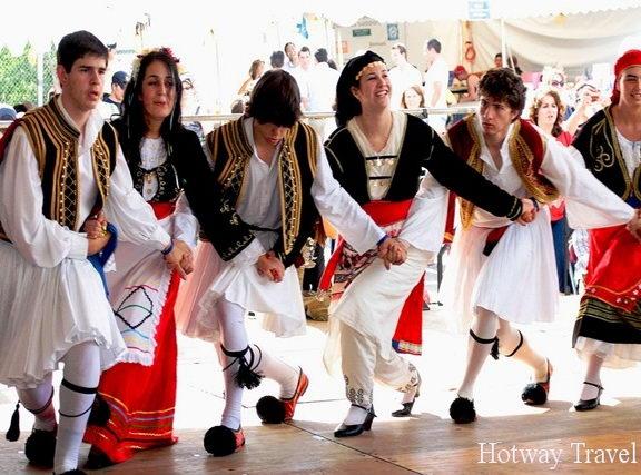 Отдых в Греции в сентябре ярмарка