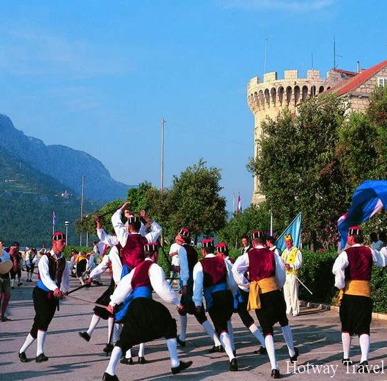 15 августа праздники в хорватии