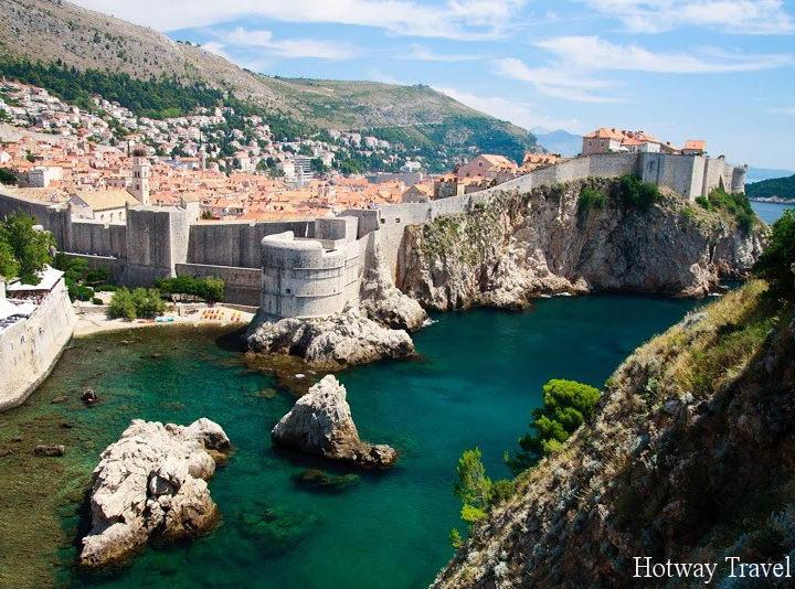 Отдых в Хорватии в сентябре Дубровник