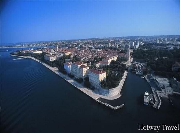 Отдых в Хорватии в сентябре Задар