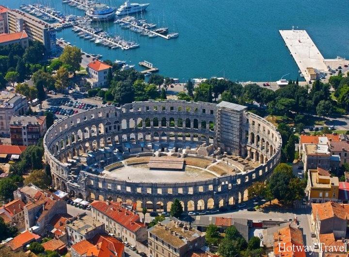 Отдых в Хорватии в сентябре достоприм
