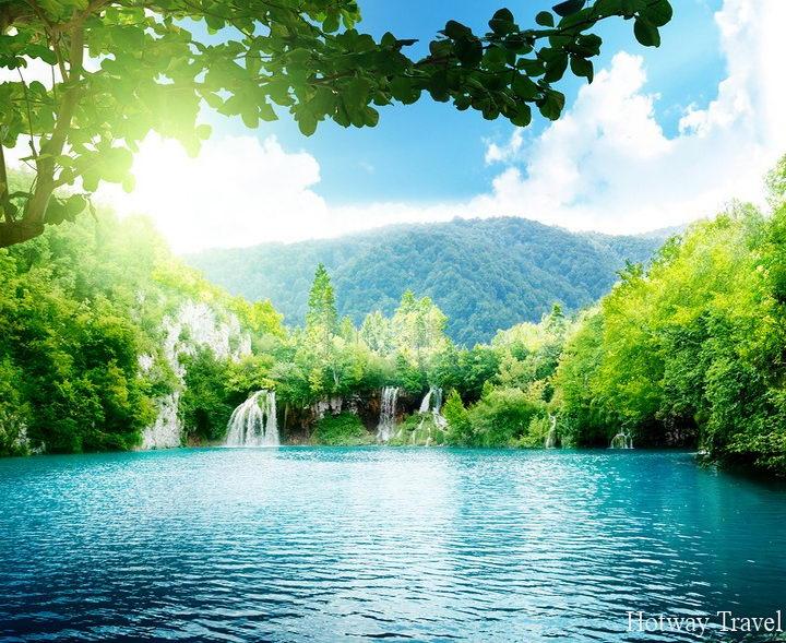 Отдых в Хорватии в сентябре парк