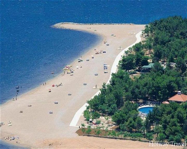 Отдых в Хорватии в сентябре пляж