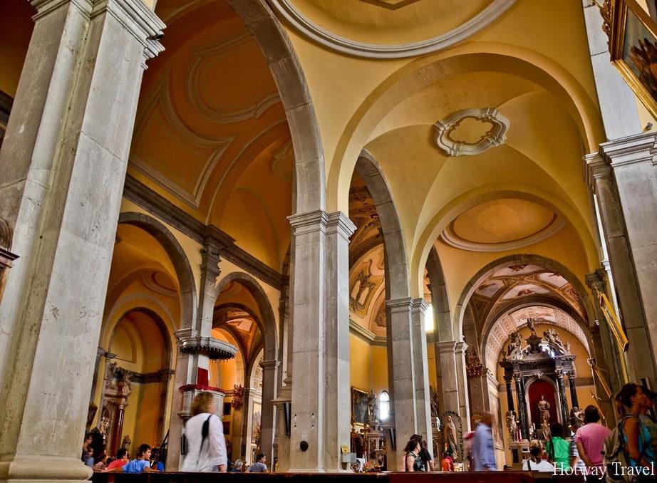 Отдых в Хорватии в сентябре собор