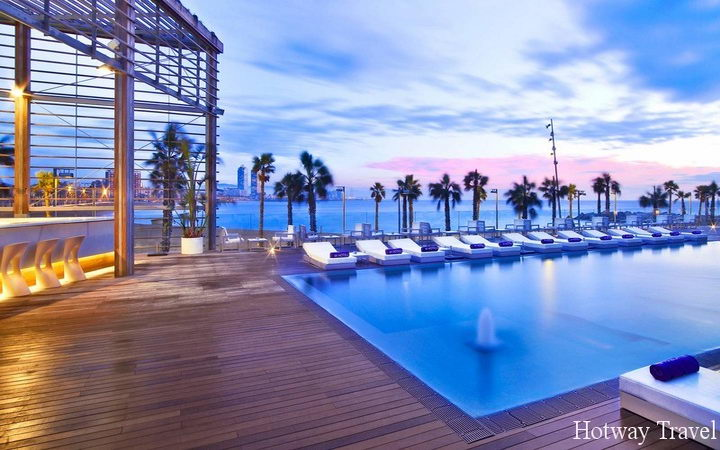 Отдых в Испании отель