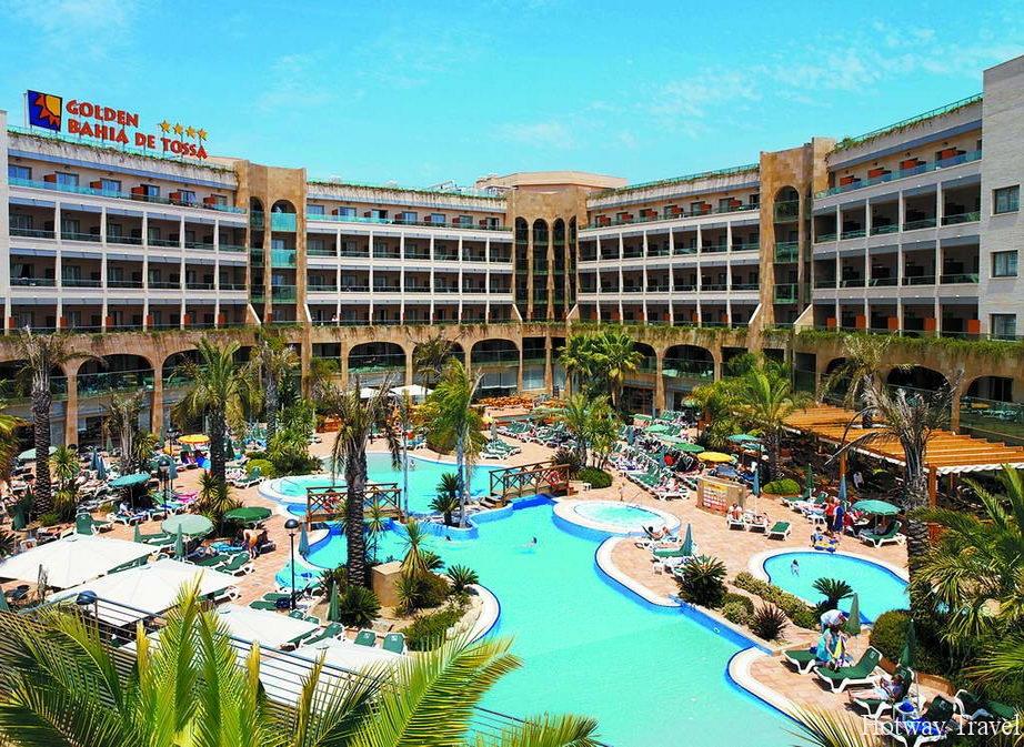 Отдых в Испании отель2