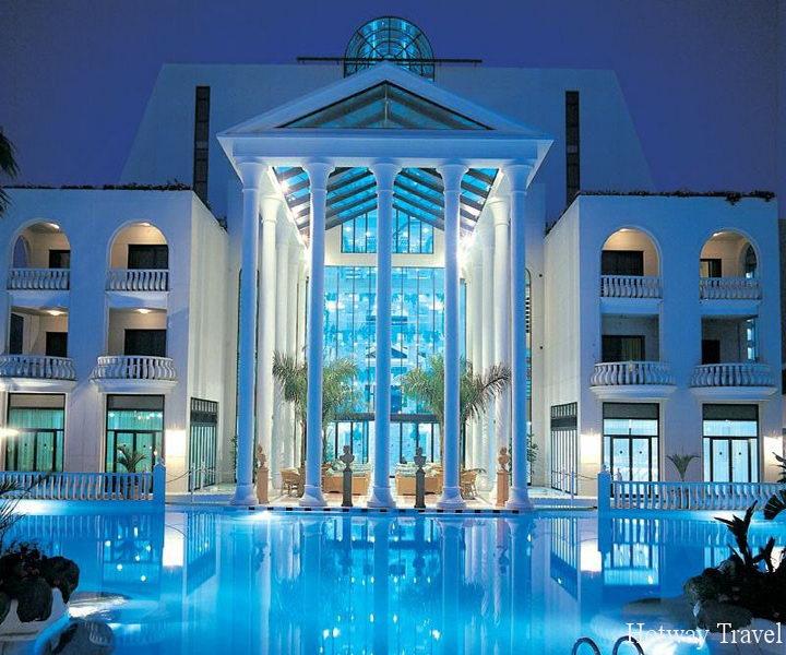 Отдых в Испании в августе отель