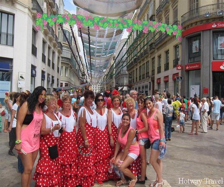 Отдых в Испании в августе праздник 1