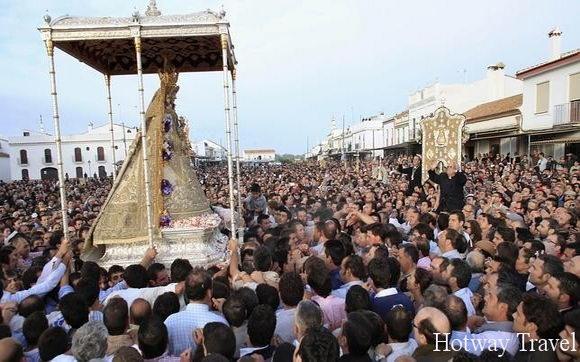 Отдых в Испании в августе праздник 3